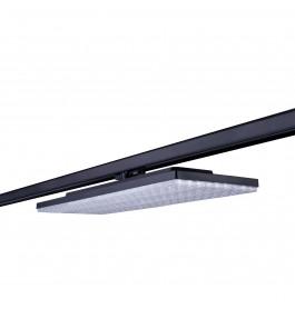 LED Railverlichting Turbo Plate Panel Zwart 4000K