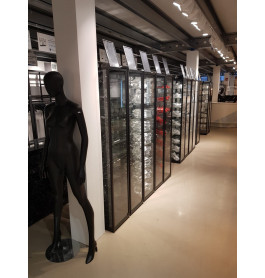 Showroom model vitrinekast nummer 48