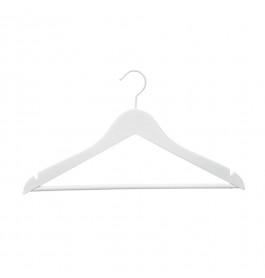 Hanger white Helena 44 cm bar