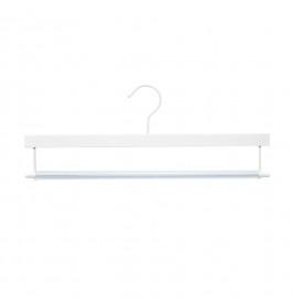 Hanger white Lisa 38 cm