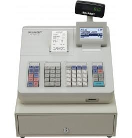 Kassa wit Sharp XE-A-207-WNL