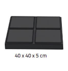 Easy Cubes - Zwarte vloer