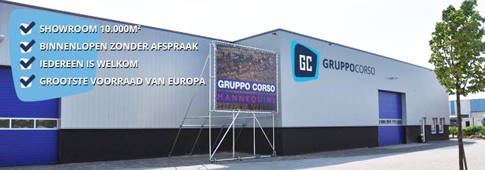 Contact opnemen met Gruppo Corso